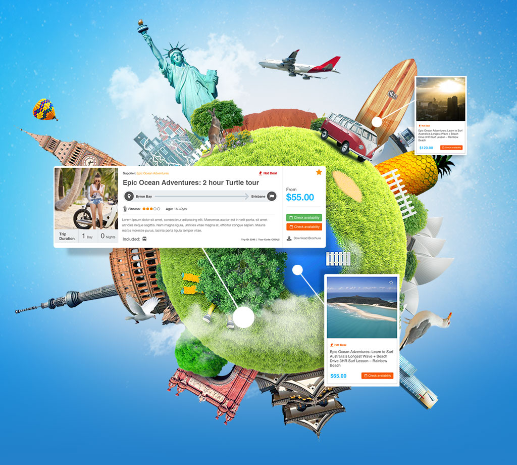 cb83563f558d WebsiteTravel Global Marketplace. Leading the world in travel distribution  technology. We connect agents ...
