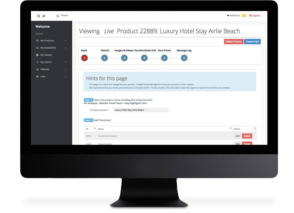 Become An Operator – WebsiteTravel™